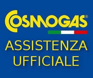Assistenza tecnica ufficiale COSMOGAS a Roma