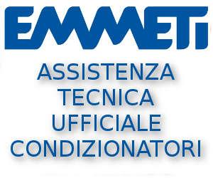 Assistenza tecnica ufficiale EMMETI a Roma